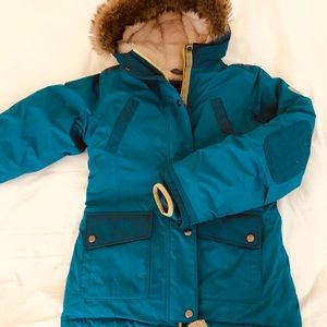 Kids Expedition down parka